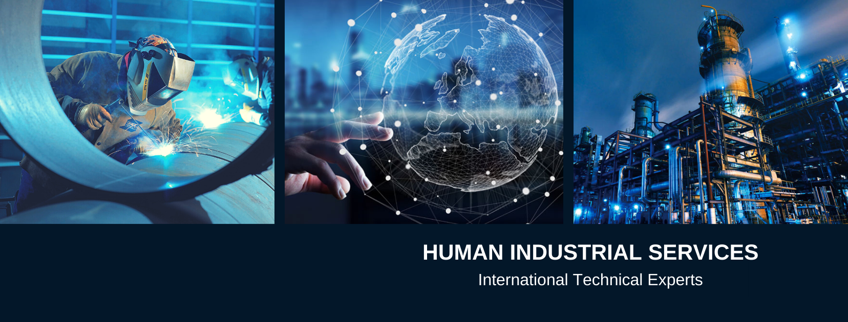 Human Industrial Services Logo ITE